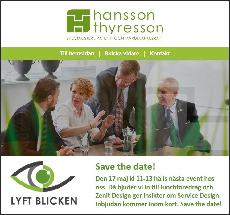 029d5c70cb2 Vårnyheter - Hansson Thyresson AB